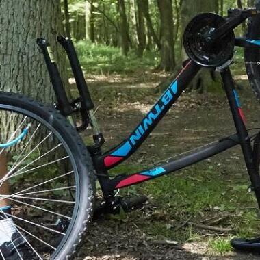 pompe à vélo btwin