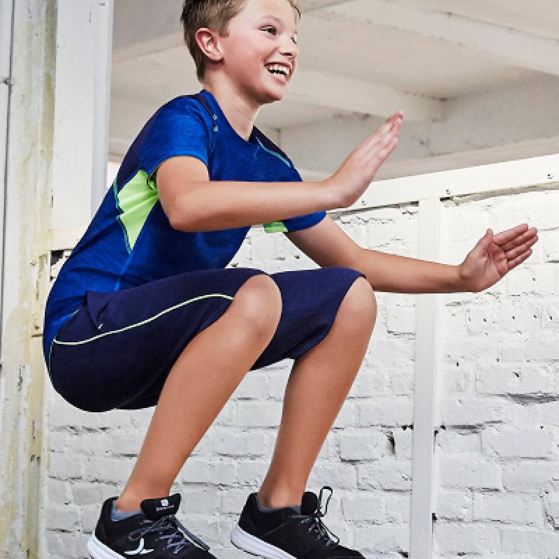 fitness enfant