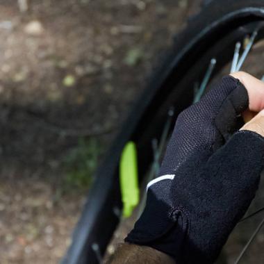 fietsen biennenband btwin