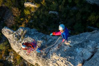 accessoire pour cordes d'escalade