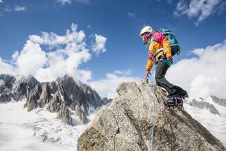 chaussures d'alpinisme Simond