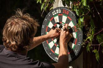 Hoe kies je een dartbord?