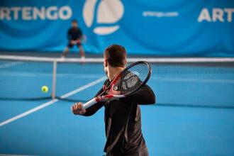 Match tennis artengo