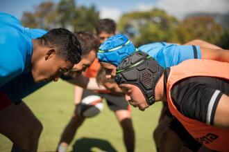 Hoe je beschermen bij rugby?