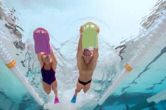 Terminologie van het zwemmen: niveau 1