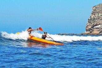 Novità: faccio surf in kayak!   DECATHLON