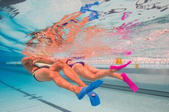 Zwemtraining: techniek en voortstuwing met de benen