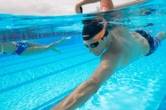 Wist je dit je niet langer dan 15m onder water mag zwemmen?