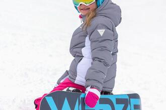 Comment choisir un snowboard enfant ?