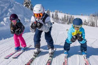 Skivakantie met de kids, dat kan!