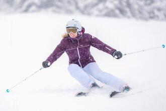 Hoe beter draaien op ski's?