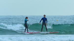 Surf en hiver