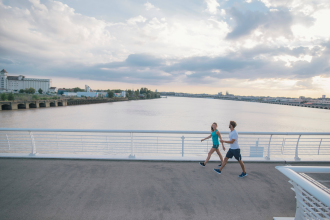 Fitness walking: how long do I need to walk to lose weight?