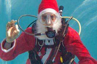Comment faire plaisir à un plongeur pour Noël ?