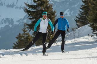 Hoe kies je je uitrusting voor skating langlaufen?