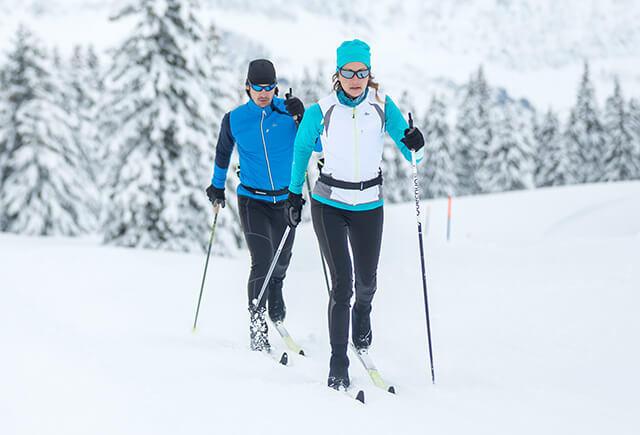 22e3648fcf7b0 Classique ou skating, quelle pratique de ski de fond choisir ...
