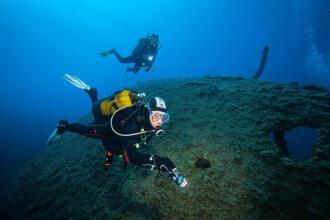 Pourquoi plonger en combinaison semi-étanche ?