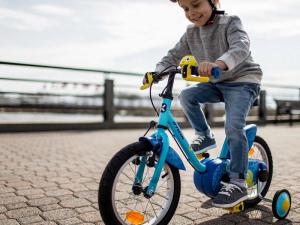 Apprendre à faire du vélo à son enfant