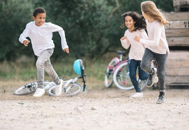 bienfaits du sport pour les enfants