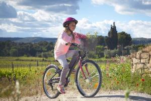 freinage vélo enfant