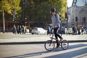 vélo pliant intermodel