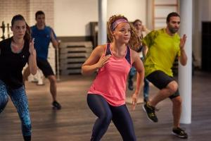 cours collectif fitness