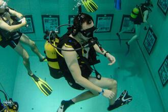Porquê praticar mergulho na piscina no inverno?