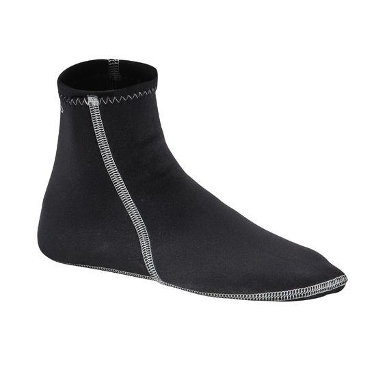 Neopreen schoenen 2 mm voor bodyboardzwemvliezen - 143730