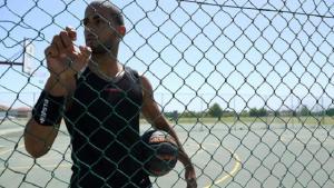 Préparation début de saison basketball