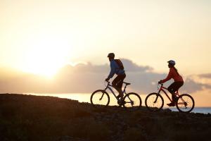 Voordelen mountainbiken