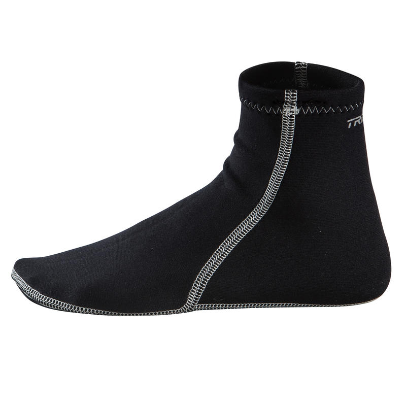 Booties / Neoprene Socks 2mm for bodyboarding fins