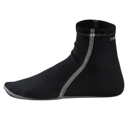 Неопренові шкарпетки для ластів для бодібордингу, 2 мм