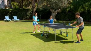 Bienfaits tennis de table