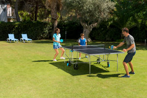 Bienfaits tennis de table