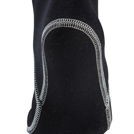 Ботинки/Носки для ласт для бодибординга неопреновые плотностью 2 мм