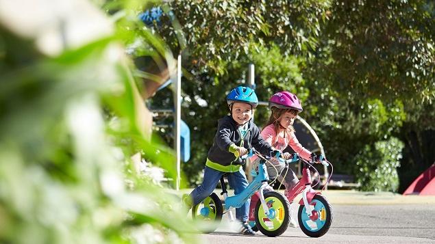 Je kind leren fietsen