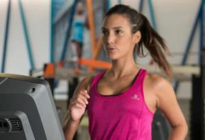 femme fitness Domyos