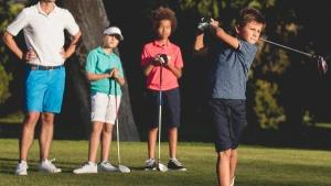 Golf kit kinderen Decathlon
