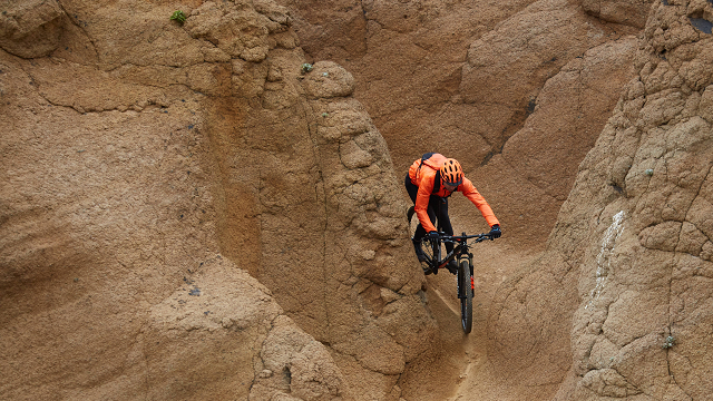 mountainbike hindernissen