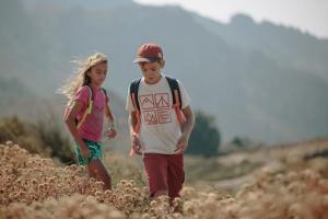 kinderen wandelen Decathlon Quecha