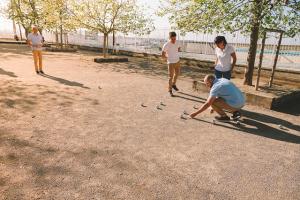 Spelregels jeu de boules