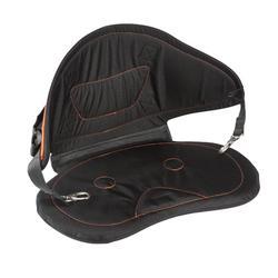 Comfortabel zitje voor sit-on-top kajak, 4 bevestigingspunten