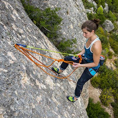 accessoire pour cordes d'escalade simond