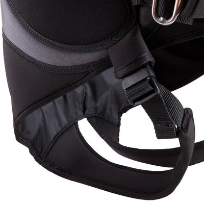 Windsurfing Seat Harness - Black
