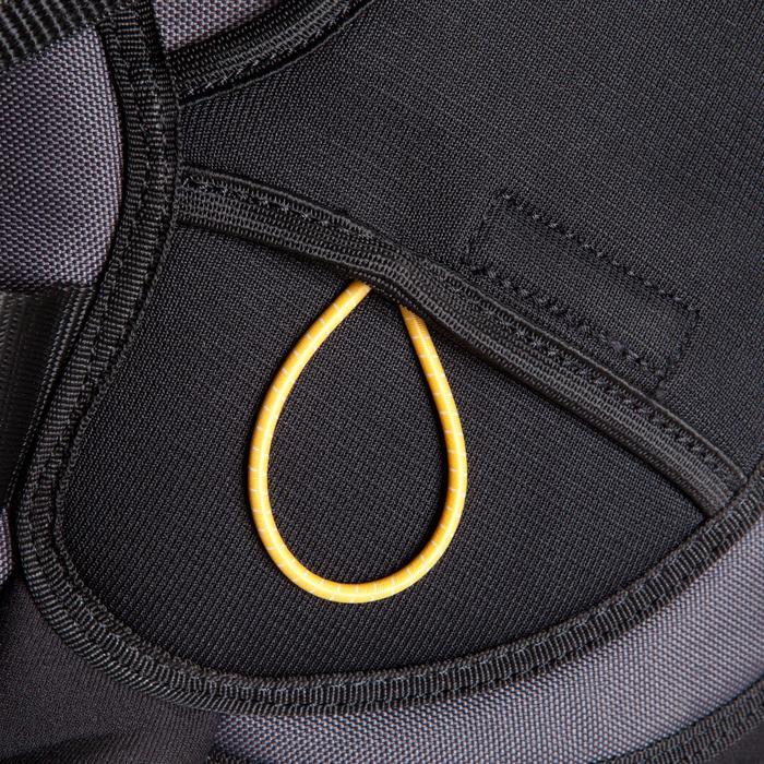 Zittrapeze voor windsurfen zwart