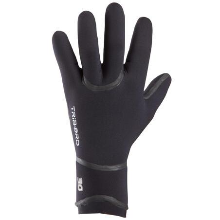 3 mm cold water Neoprene Surf Gloves