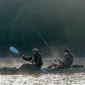 Kayak Itwit pêche