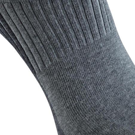 Fit Inline Skating Socks - Grey/Orange