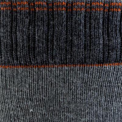 Шкарпетки для катання на роликах - Сірі/Помаранчеві