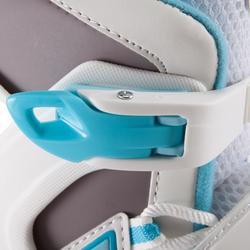 Schlittschuhe Fit 3 weiß/blau
